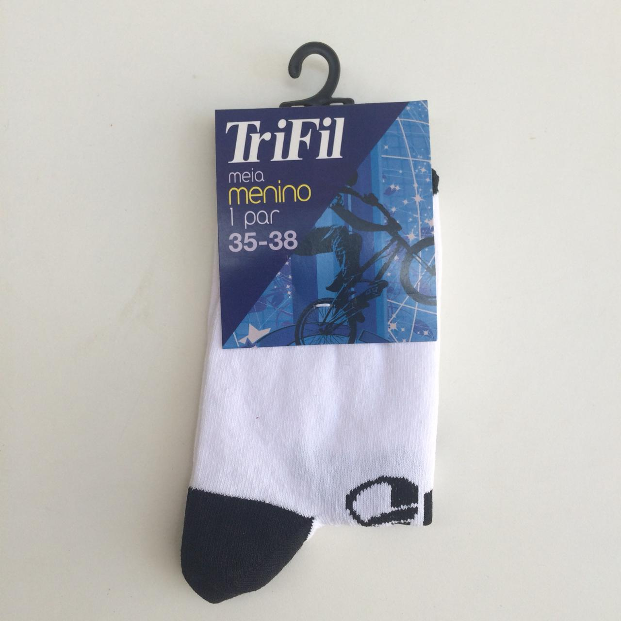 Meia Soquete  - Trifil